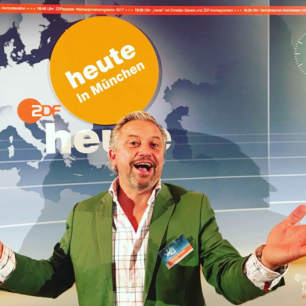 ZDF Jahrespräsentation