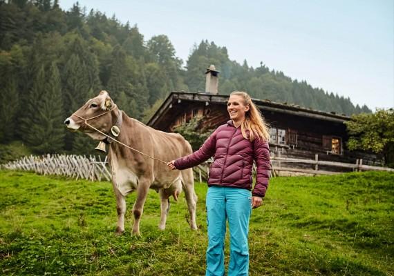 Allgäu Standortkampagne – Alpe Gschwenderberg