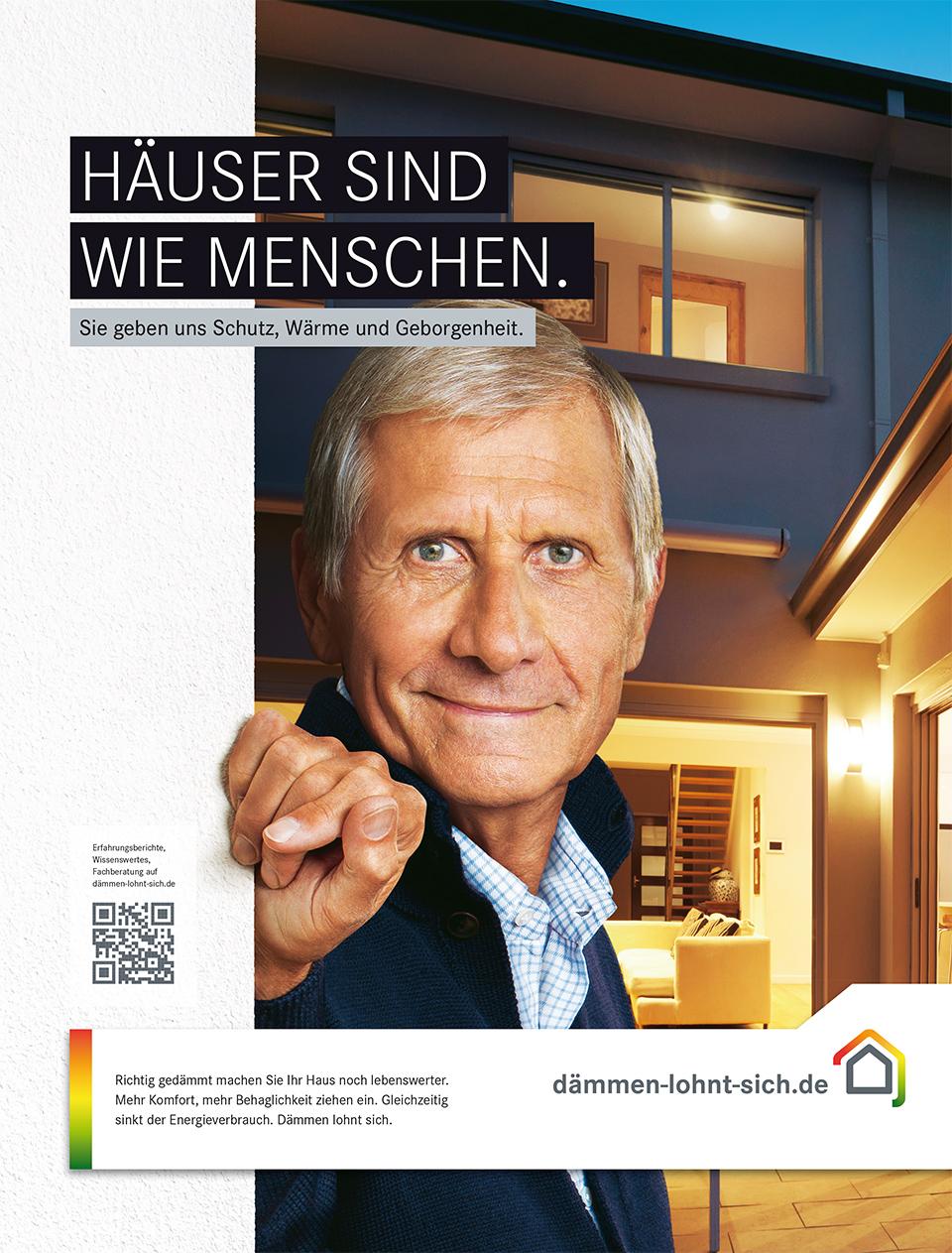 Ulrich Wickert für Dämmen-lohnt-sich