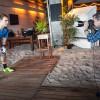 Auge in Auge mit Manuel Neuer