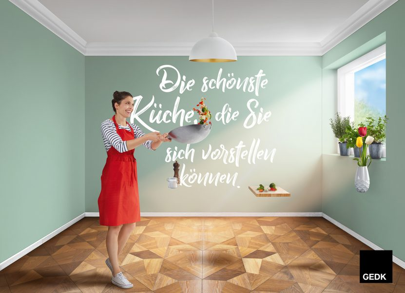 Extrem Christoph Gramann » Die perfekte Küche JC52